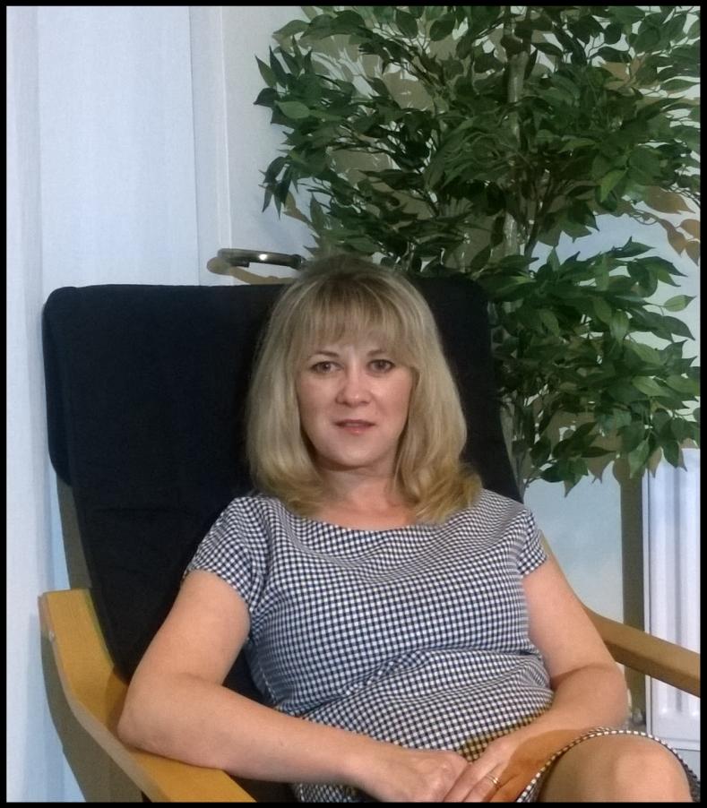 Psychoterapeuta Marzena Mrowińska