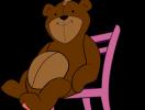 Porady fizjoterapeuty – poprawna pozycja na krześle