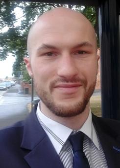 Piotr Karcinski - fizjoterapeuta, terapeuta manualny